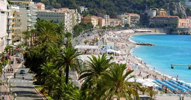 Autoelamuga: Nizza, Saint Tropez