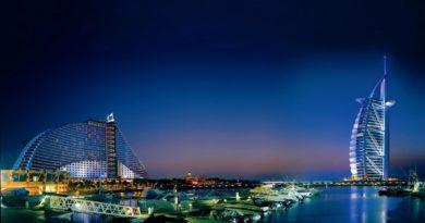 Reisid Dubaisse (Dubai DWC lennujaam) toimuvad ajavahemikus 15.02.-07.03.2020.
