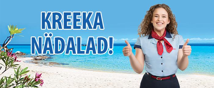 Kreeka saarte nädalad!